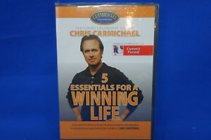 NEW CTS Chris Carmichael Training Systems DVD - 5 Essentials For A Winning Life