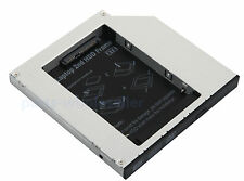 2nd Hard disk HDD SSD Custodia Caddy Adattatore per Acer Aspire 5520 5520G 5720