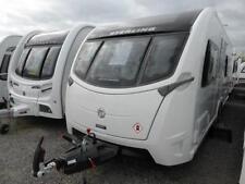 Mobile & Touring Caravans Sterling 4 Sleeping Capacity