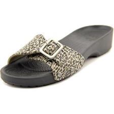 Scarpe da donna pantofole , ciabatte Crocs piatto ( meno di 1,3 cm )