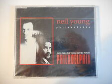 new! NEIL YOUNG : PHILADELPHIA [ CD-MAXI NEUF PORT GRATUIT ]