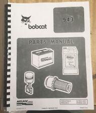 Bobcat 943 Skid Steer Loader Parts Manual Pub 6570035