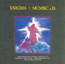 MCMXC A.D. [UK Bonus Tracks #1] by Enigma (CD, Jan-2004, Virgin)