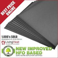 Underfloor Heating Insulation Boards For Tile Stone Wood and Concrete 620x600mm