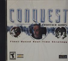 PC CD Game Conquest Frontier Wars - Ubisoft BRAND NEW SEALED SHIPS FAST/FREE #41