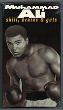 Muhammad Ali: Skill, Brains & Guts (VHS) NEW & SEALED
