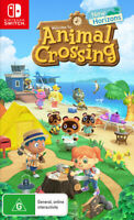 Animal Crossing New Horizons - Nintendo Switch Brand NEW Game