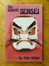 Karate Sensei by Peter Urban (Paperback, 1989)