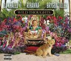 BRYSON TILLER & DJ KHALED & RIHANNA - WILD THOUGHTS CD SINGLE NEU