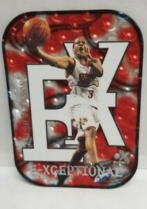 2000 Skybox EX Allen Iverson E-Xceptional #3