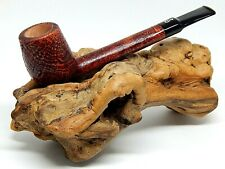 PAOLO CORSO UNSMOKED BASS BLAST BRANDY/CANADIAN/LOVAT VARIANT ESTATE PIPE
