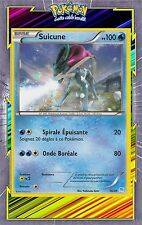 🌈Suicune - XY00:Kit Pikachu&Suicune - 14/30 - Carte Pokemon Neuve Française