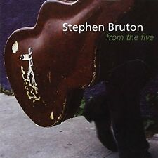 Steven Bruton - From The Five [CD]