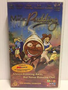 The Magic Pudding VHS -G - Australia Family Movie