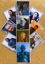 More details for game of thrones characters 21 postcard deluxe set