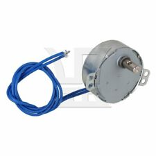 2.5-3RPM AC 110V Gear Motor Synchronous Electric Motor Silver