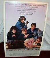 THE BREAKFAST CLUB Movie Poster LARGE Size 850002