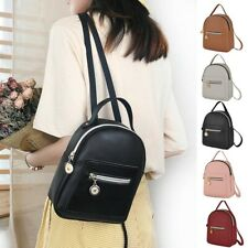 Women Girls Shoulders Bag Mini Backpack School Bag Mobile Phone Messenger Bags