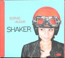 """SOPHIE ALOUR """"SHAKER""""  CD"""