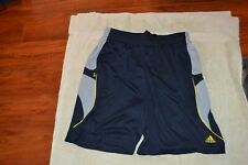 Vintage Adidas Men's basketball short Climcool Sz Xl New