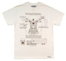 Transformers Vitruvian Optimus Prime Autobot Licensed Adult T-Shirt