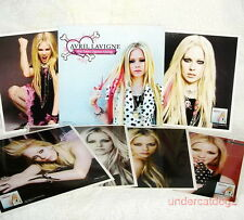 Avril Lavigne the Best Damn Thing Taiwan Promo 6 Cards (Photo Card)