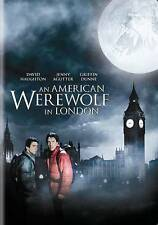 An American Werewolf in London 2 disc Dvd *Horror