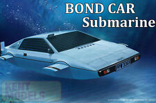 FUJIMI 1/24 JAMES BOND * BOND SUBMARINE CAR  PLASTIC MODEL KIT  *FINAL STOCK *