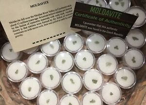 Moldavite Lot