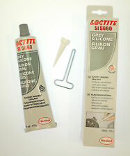 Loctite SI5660 Premium Grey Silicone Gasket Maker / Sealant- Coolant Resistance