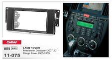 CARAV 11-075 2Din Marco Adaptador de radio para LAND ROVER, RANGE ROVER