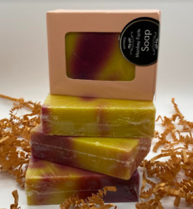Homemade Soap Monkey Farts Cold Process Soap Loaves 4.5 oz ( Free Shipping )