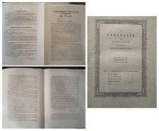 Farsaglia Lucano Francesco Cassi Annesio Nobili 1826 6 fascicoli ( 3443 ) 13