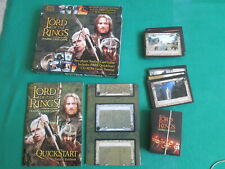 LORD OF THE RINGS TCG TRADING CARD GAME - STARTER SET - 120 CARDS