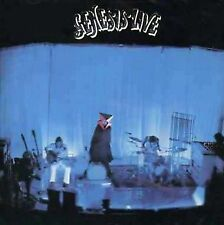 GENESIS LIVE REMASTERED CD NEW