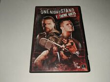 WWE ONE NIGHT STAND: EXTREME RULES 2008 ECW Wrestling PPV DVD Undertaker vs Edge