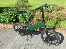 Gocycle G3C Special Edition Carbon British Racing Green