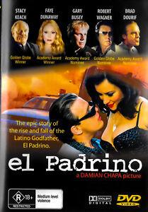 el Padrino - Rare DVD Aus Stock New Region ALL