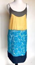 Prada 100% Authentic Lace Slip Dress NWT Sz IT 38 US 2 Retail $2410 Price $595