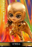 Hot Toys COSBABY COSB728 Wonder Woman Flying Ver. Bubble Head Figure Model Toys