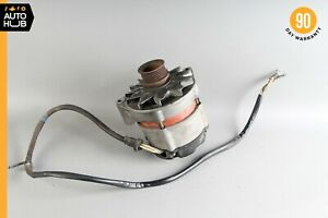 86-93 Mercedes W124 300E M103 Alternator Generator W/ Cable 0081544802 OEM
