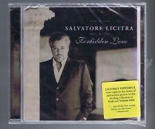 SALVATORE LICITRA CD (NEW) FORBIDDEN LOVE/ VERDI/ MASCAGNI/ CILEA/ BOITO
