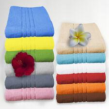 Baumwolle Handtuch Badetuch Gästetuch Waschlappen Duschtuch Handtücher 70x140 cm