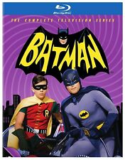 Batman The Complete TV Series (ALL 120 Episodes + Extras!) NEW 13-DISC BLU-RAY