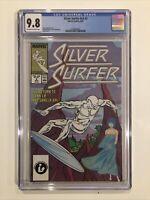 Silver Surfer #v3 #2 CGC 9.8 Steve Englehart 1987 Marshall Rogers