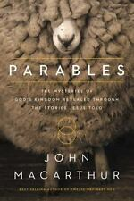 (New) Parables of Jesus by John MacArthur (Hardcover)