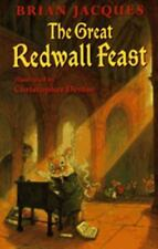 The Great Redwall Feast by Jacques, Brian