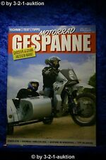 Motorrad Gespanne Nr.88 4/05 Kawa VN 800 Daytona Bike Week