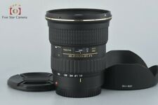 Very Good!! Tokina AT-X 17-35 F4 PRO FX 17-35mm f/4 for Canon