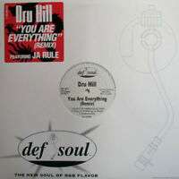 Dru Hill – You Are Everything (Remix) Label: Def Soul – DEF 340-1 Format Vinyl